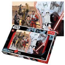 Trefl 200 Pièce Enfants Unisexe star wars sabres laser Stormtrooper Jigsaw Puzzle Neuf