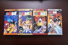 Super Famicom SFC YU YU HAKUSHO 1 2 3 4 boxed Japan SNES games US Seller