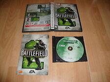 BATTLEFIELD 2 SPECIAL FORCES EA GAMES DISCO DE EXPANSION PARA PC USADO COMPLETO