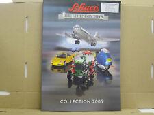 Schuco Katalog, Collection 2005, mehrsprachig, 140 Seiten