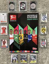 Topps Bundesliga Sticker 2020/2021 Einzelsticker 229 - 410 zum aussuchen 20/21