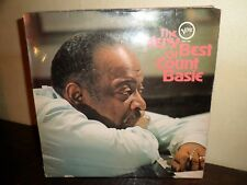 """LP 12"""" COUNT BASIE - The Very Best - VG+/EX - VERVE - 2304 058 - GERMANY"""