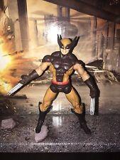 "Marvel Universe Wolverine Brown X-men Avengers Rare 3.75"""