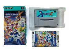 ROCKMAN X - Super Famicom (Japan/NTSC-J) - Mega Man