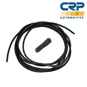 For Mercedes W116 W123 W124 5 Meter Diesel Fuel Injector Overflow Hose w/ Plug