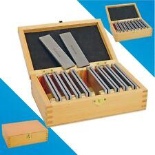 1x Parallelunterlagen 18 Stück (10-42mm) DIN8168 100mm NEU