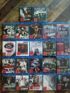 22 Horror Blue Ray Filme