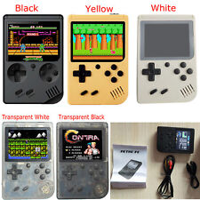 Built-in168 Games Mini Handheld 3.0 inch NES Game Console Retro FC Game Player