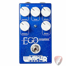 New! Wampler Pedals Ego Compressor Effects Pedal