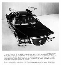 Old Photo. 1961 Dodge Flitewing Concept Car