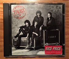Trust - Rock 'N' Roll (Import CD France) French Band - AC/DC (Rare & OOP)