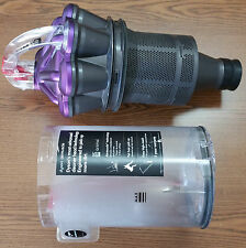 GENUINE DYSON DC28 VACUUM CYCLONE & DUST BIN ASSEMBLY - 916558-04 - USED