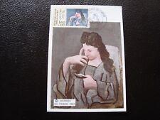 FRANCE - carte 1er jour 27/3/1982 (journee du timbre) (B12) french