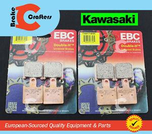 EBC HH Rear Brake Pads 03 04 05 06 2010 2011 2012 2013 Kawasaki Z1000 FA192HH