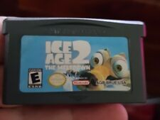 Ice Age 2 - Meltdown -   GAMEBOY ADVANCE - FREE POST