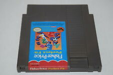 Fisher Price Perfect Fit Nintendo NES Video Game Cart