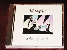 Rush: A Show Of Hands CD 1989 Mercury / PolyGram Records USA 836 346-2 Original