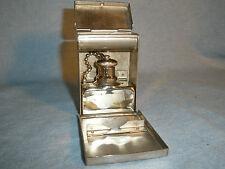 WWI-WWII Military MD Alcohol Needle Sterilizer Battlefield Burner Portable VTG