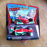 Disney PIXAR Cars 2 FRANCESCO BERNOULLI Italian WORLD GRAND PRIX # 4 diecast WGP