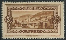 FRANCE COLONIES GRAND LIBAN 1925 N°59 Neuf sans charnière TB, French Lebanon MNH
