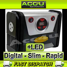 12v Car 4x4 Van Bike Auto Cut-Off MP Rapid Digital Tyre Air Compressor Inflator