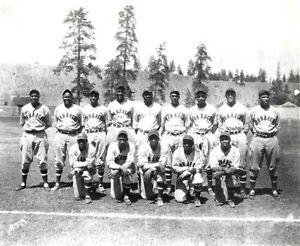 1934 Kansas City Monarchs - Negro League, 8x10 B&WPhoto