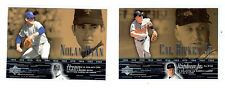 2002 Upper Deck Piece of History set. Cards#1 thru 90 with all SPs- missing #40