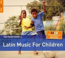 The Rough Guide to Latin Music for Children 0605633132120 by Various Artists CD