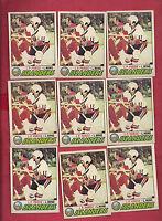 9 X 1977-78 OPC # 29 ISLANDERS JP PARISE CARD