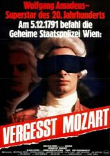 35mm FORGET MOTZART (1985). Italian language film.