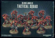 Warhammer 40K Blood Angels Tactical Squad New/Sealed