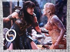 Official 8x10 Photo Xena & Gabrielle XE-MISC142 Lucy Lawless & Renee O'Conor