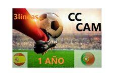 CCCAM Wall Stickers 3Cline  la mejor calidad del mercado NO CORTES