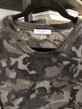 Equipment Femme Camo Cashmere Sweater M