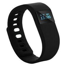 Bluetooth Smartwatch Armband Sport Fitness Uhr Schrittzähler Kalorienzähler