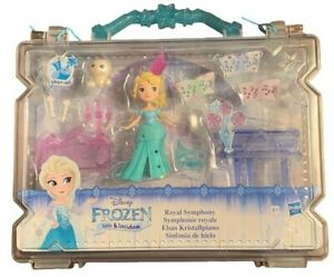 Disney Frozen Little Kingdom Royal Symphony Elsa Playset