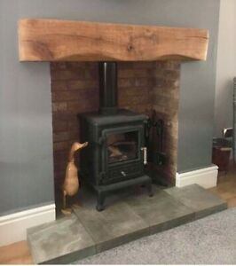 """""""GREY SLATE"""" PORCELAIN TILED HEARTH - MADE TO MEASURE FOR STOVES - RRP £220!!"""