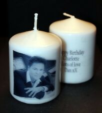 Cellini Candles Donny Osmond birthday candle #4