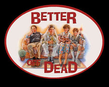80's Comedy Classic Better Off Dead Poster Art custom tee Any Size Any Color