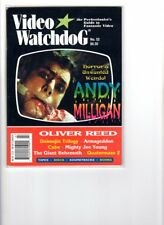WoW! Video Watchdog #52 X The Unknown! Oliver Reed! Black Scorpion! Arrival II!