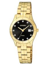 Citizen EU6042-57E elegant Ladies Crystal Watch WR50m NEW in BOX RRP $375.00