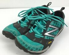 New Balance Minimus Trail Running Shoes WT10CG Women's Size 7.5 Teal Barefoot