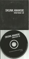 SKUNK ANANSIE Rare 1991 INTERVIEW Limited 40TRX EUROPE PROMO DJ CD USA Seller