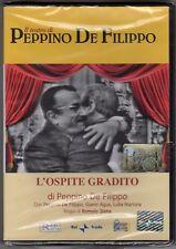 dvd IL TEATRO DI PEPPINO DE FILIPPO HOBBY & WORK L'ospite gradito