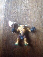 Warhammer. Chaos Beastmen Beastman Minotaur Heroquest Talisman (a) Plastic.