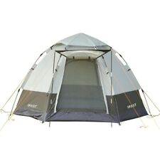 4-5 Person Camping Tent Pop Up with Rainfly Durable Waterproof Family Cabin Tent
