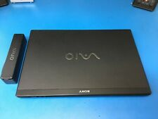 Sony Vaio S Series Laptop SVS151A11L i7-3612M 2.1GHz 12GB 500GB HD - READ DESCRP