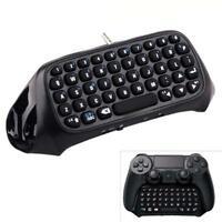 Mini Bluetooth Wireless Keyboard For Sony PS4 PlayStation 4 Accessory Control WT