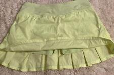 Ivivva Skirt Skort Pace Girls Yoga Gym Size 14 Euc