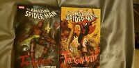 Spider-Man Gauntlet Complete Collection 1 2 Marvel Graphic Novel Comic Book Lot